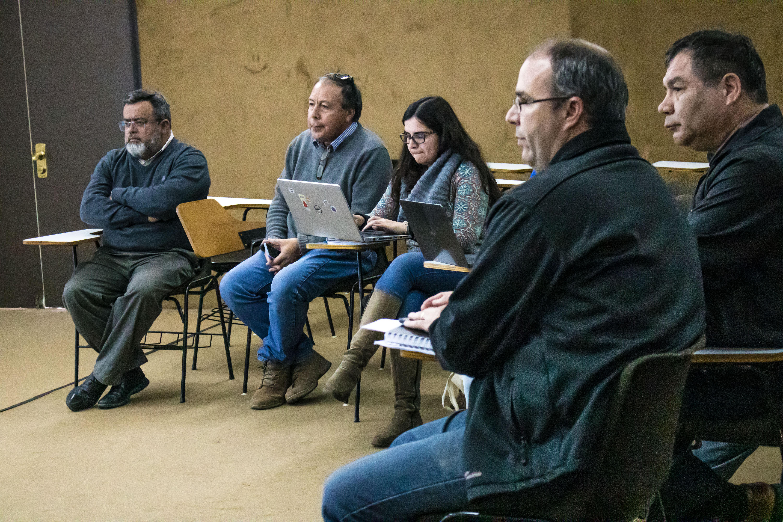 Docentes de la UCN participan en taller de formación pedagógica