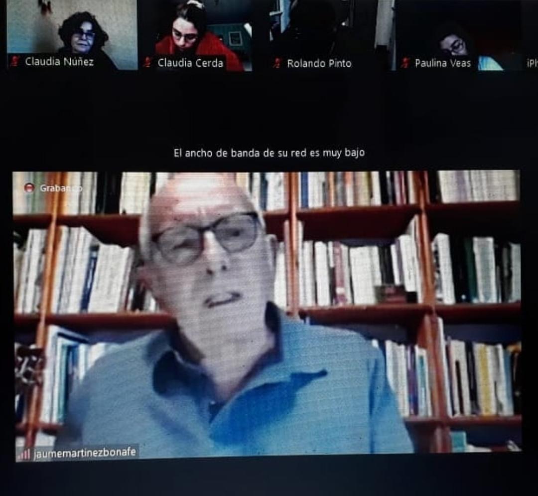 Destacado investigador realiza charla virtual sobre el poder en el currículo escolar